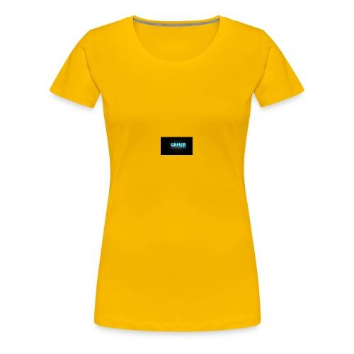 LPmitFlo flo - Frauen Premium T-Shirt
