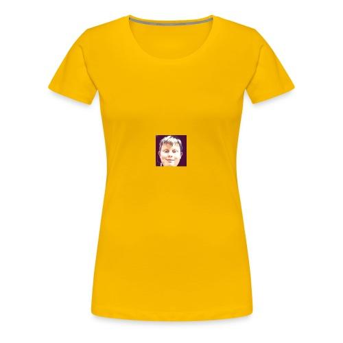 LuradoTV Logo - Women's Premium T-Shirt