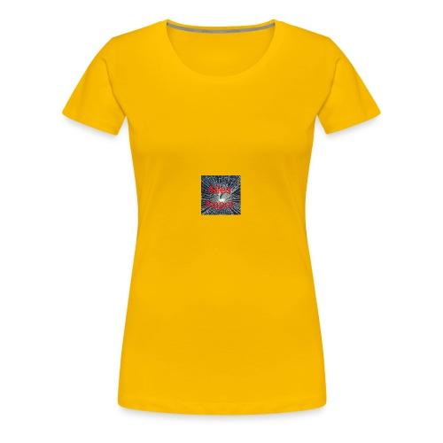 alleskapot - Vrouwen Premium T-shirt