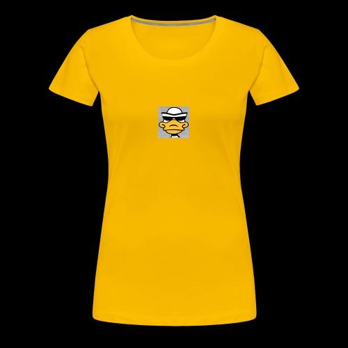 coola AnKor - Premium-T-shirt dam