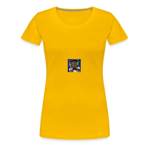 This is the official ItsLarssonOMG merchandise. - Women's Premium T-Shirt