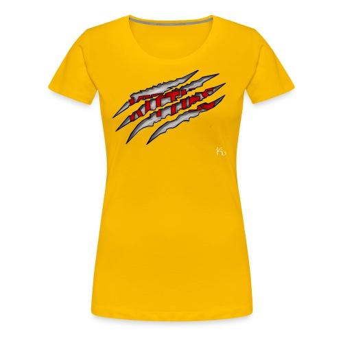 Kitties - T-shirt Premium Femme