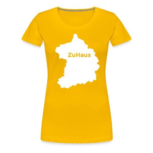 Essen ZuHaus - Frauen Premium T-Shirt