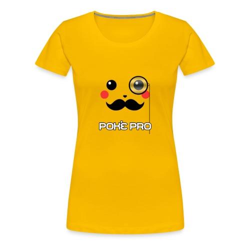 POKE PRO copy png - Women's Premium T-Shirt