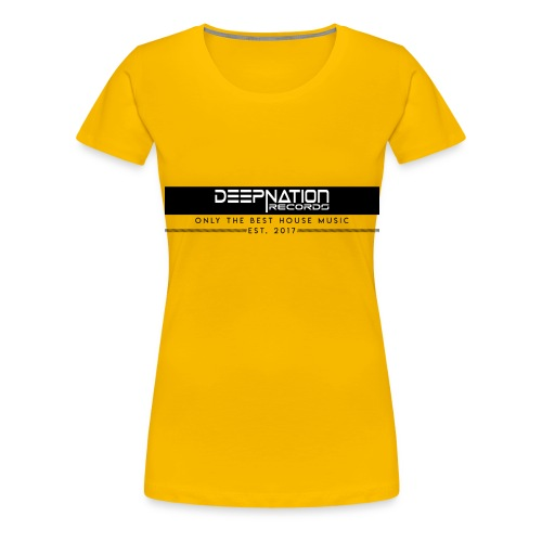 Deep Nation Street Wear - Women's Premium T-Shirt