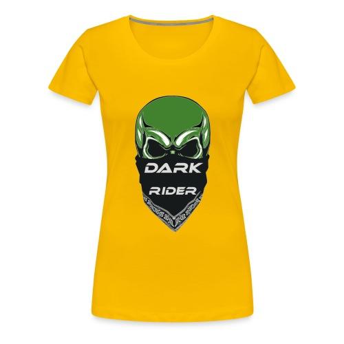 Dark Rider - Frauen Premium T-Shirt