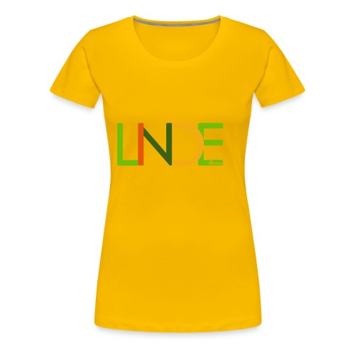 Linde international - Frauen Premium T-Shirt