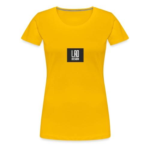 lad - T-shirt Premium Femme