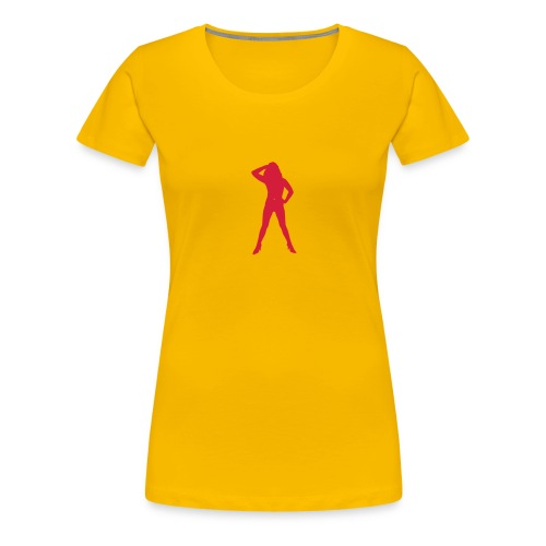 solo - Frauen Premium T-Shirt