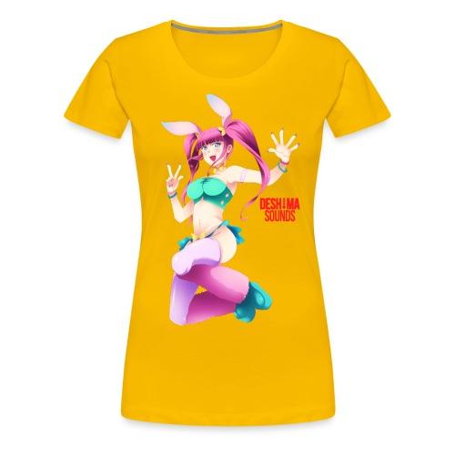 Abunai 2015 - Women's Premium T-Shirt