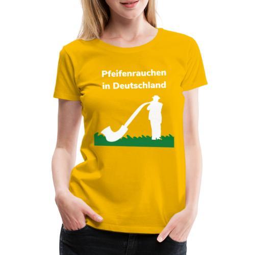 Pfeiferauchen - Maglietta Premium da donna