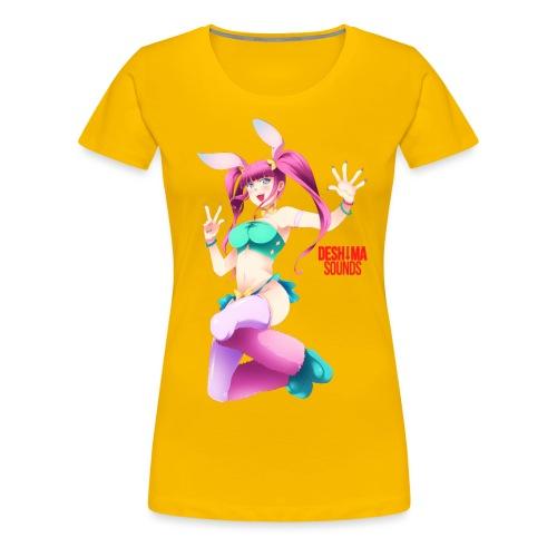 Abunai 2015 - Vrouwen Premium T-shirt