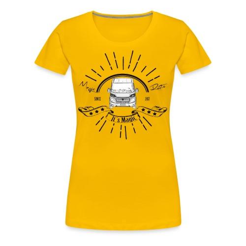 Magic Route - It's Magic Vanlife - Frauen Premium T-Shirt