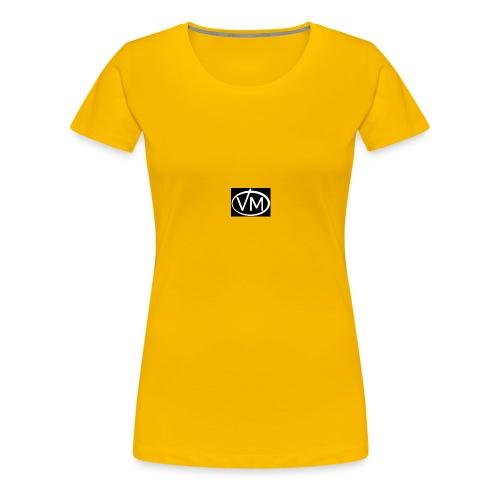 VM - T-shirt Premium Femme