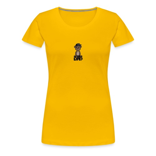 ApolloBear/Is This Life? - Women's Premium T-Shirt