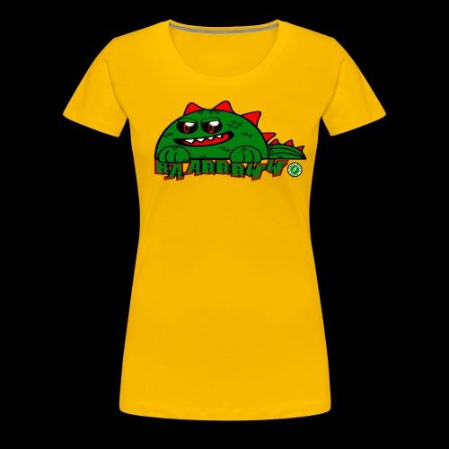 Snapback Raarrrww - Frauen Premium T-Shirt