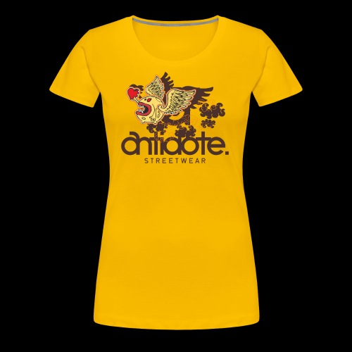 ANTIDOTE 3 - Koszulka damska Premium