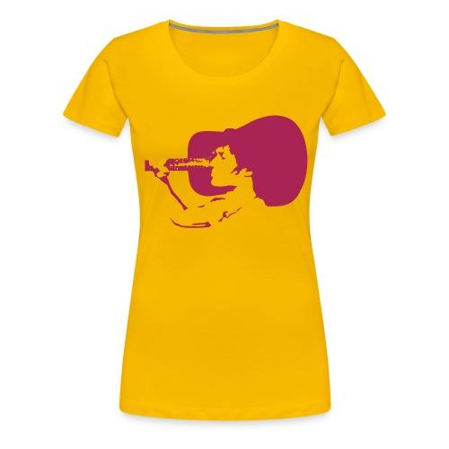 William White poster logo - Women's Premium T-Shirt