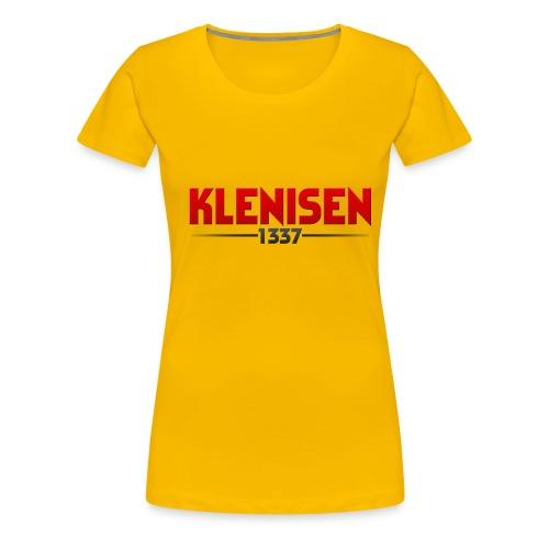 PlstonykappaShirt png - Premium-T-shirt dam