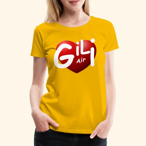 Gili Air - Women's Premium T-Shirt
