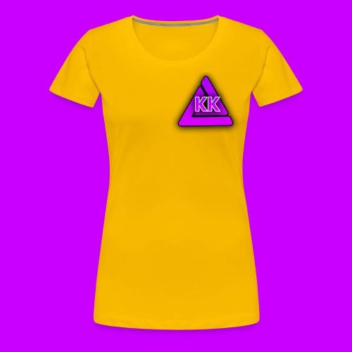 KLAZZY LOGO - Women's Premium T-Shirt