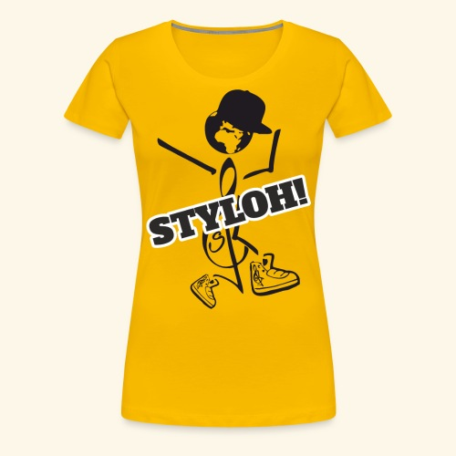STYLOH! - Camiseta premium mujer