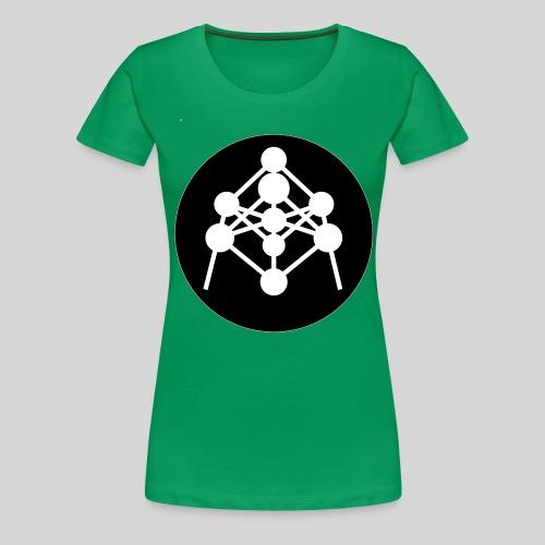 Atomium - T-shirt Premium Femme