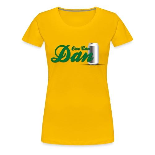 One Can Dan - Women's Premium T-Shirt