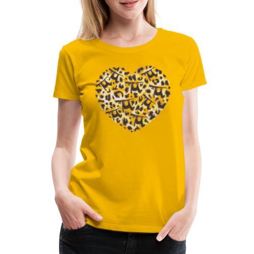 Lui paard_Lui Paard Print - Vrouwen Premium T-shirt