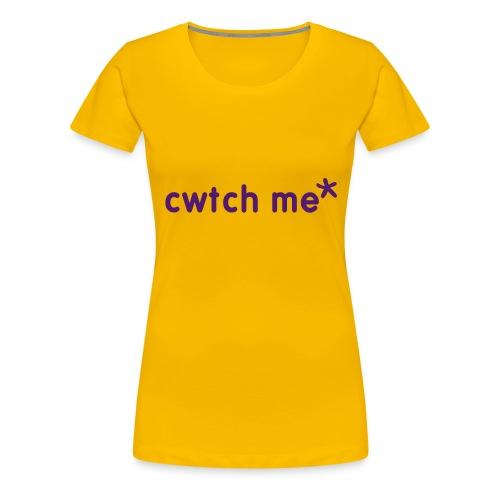 cwtchme - Women's Premium T-Shirt