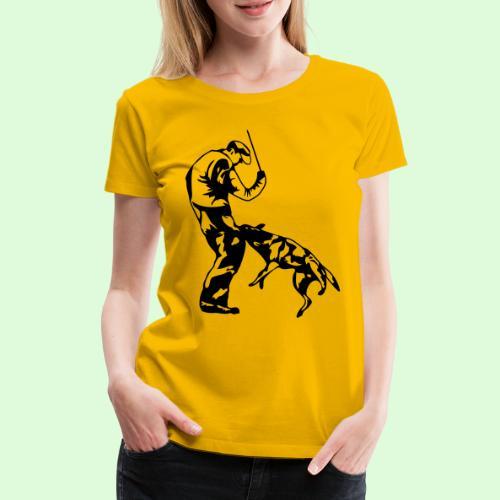 mordant - T-shirt Premium Femme