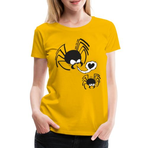 Dangerous Spider Love - Women's Premium T-Shirt