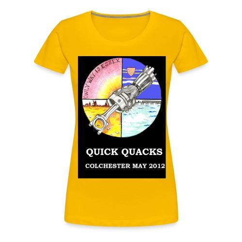 may2012 copy 01 - Women's Premium T-Shirt
