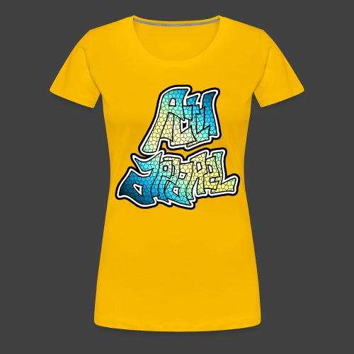 PA LOGO - 5 - Women's Premium T-Shirt
