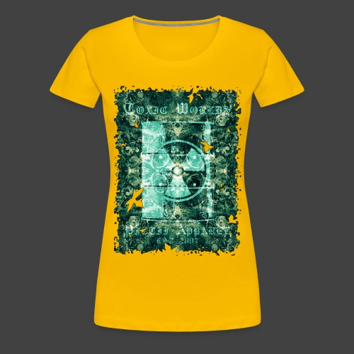 TW - 5A - Women's Premium T-Shirt
