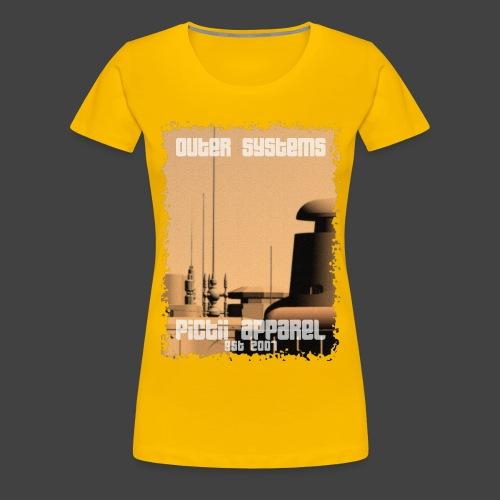 OS - 3A - Women's Premium T-Shirt