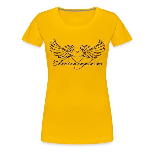 0007 - Vrouwen Premium T-shirt