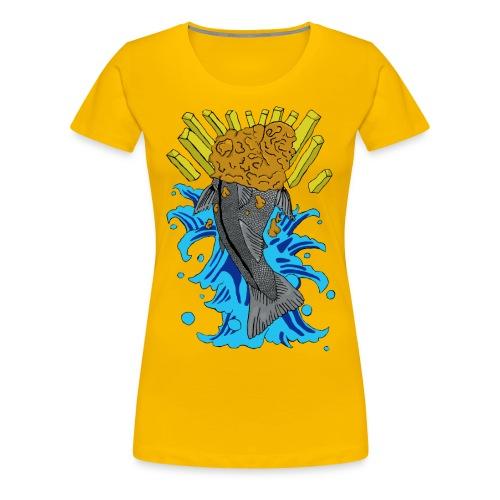 British Koi - Women's Premium T-Shirt