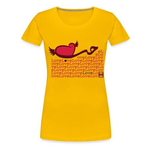 002defhob - Vrouwen Premium T-shirt