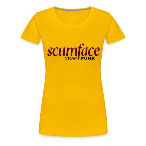 scumfast1 - Women's Premium T-Shirt