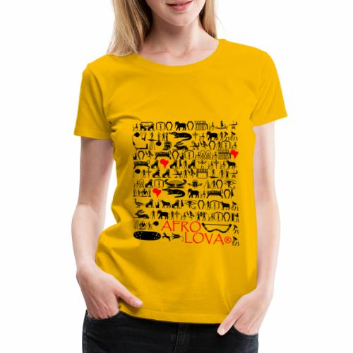 hyerolove7 - T-shirt Premium Femme