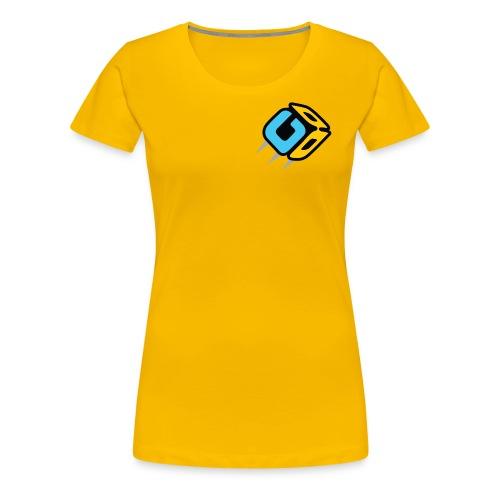 GameBox - T-shirt Premium Femme
