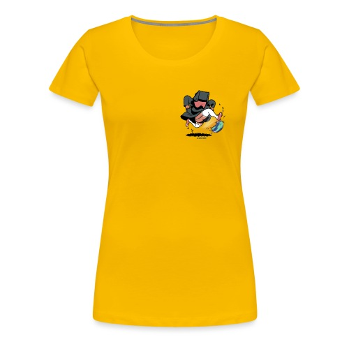 Drab ddenya brekla - T-shirt Premium Femme