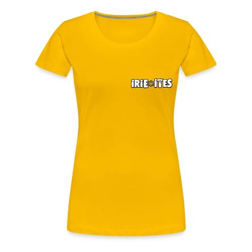 irieites tee shirt png - T-shirt Premium Femme