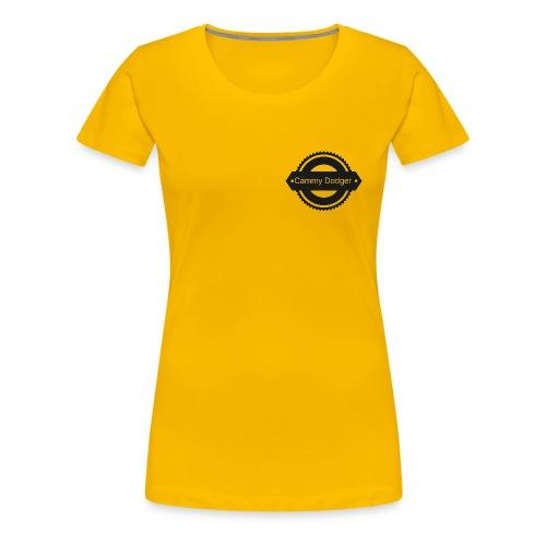 NEW CAMMY DODGER!!! - Women's Premium T-Shirt