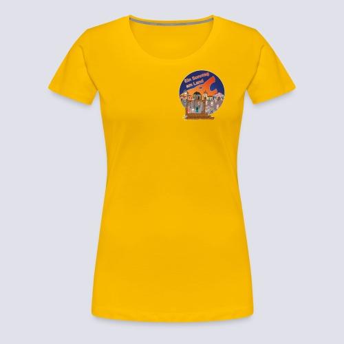 Ein Sonntag am Land - Frauen Premium T-Shirt