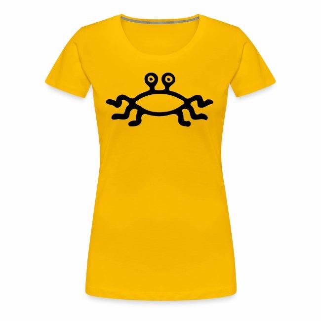Latający Potwór Spaghetti - symbol LPS