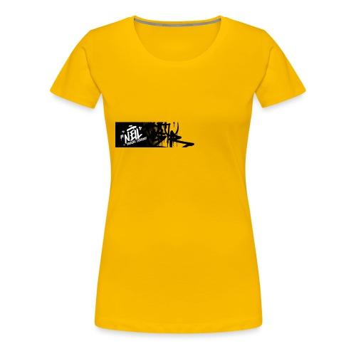 banner - Camiseta premium mujer