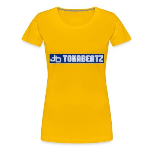 Vortecs-Toka - Frauen Premium T-Shirt