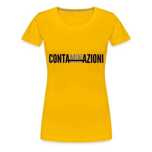 ViaVai TV - CONTAMINAZIONI - Maglietta Premium da donna